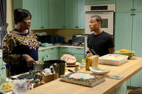 Loretta Devine as Shirley and Bow Wow as Byron in