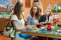 Rose Byrne, Maya Rudolph and Kristen Wiig in