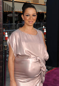 Maya Rudolph at the California premiere of