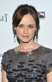 Alexis Bledel at the New York premiere of
