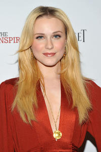 Evan Rachel Wood at the New York premiere of