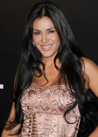 Carla Ortiz at the California premiere of
