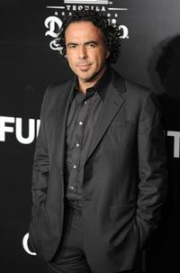 Director Alejandro Gonzalez Inarritu at the California premiere of