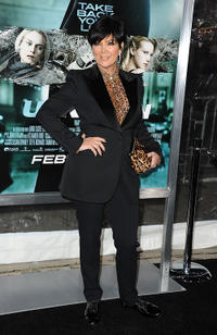 Kris Jenner at the California premiere of