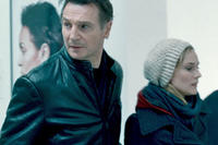 Liam Neeson and Diane Kruger in