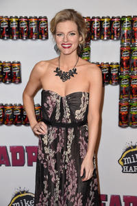 Chelsey Crisp at the New York premiere of