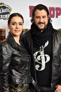 Stefan Kapicic at the New York premiere of