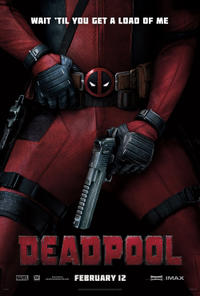 Deadpool poster art