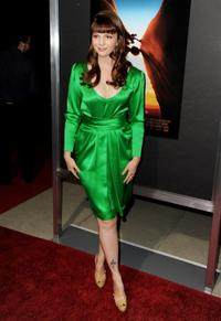 Amber Tamblyn at the California premiere of