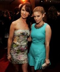 Juliette Lewis and Kate Mara at the California premiere of