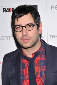 Writer Jason Micallef at the New York premiere of