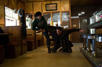 Gina Carano and Channing Tatum in