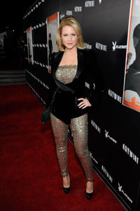 Carrie Keagan at the California premiere of