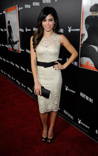 Jenna Dewan at the California premiere of