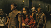 Henry Cavill, Freida Pinto and Stephen Dorff in