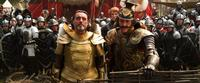Ian McShane as King Brahmwell and Raplh Brown as General Entin in