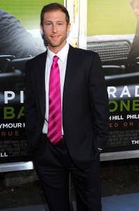 Casey Bond at the California premiere of