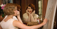 Eddie Redmayne as Lili Elbe in