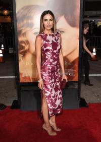 Camilla Belle at the California premiere of