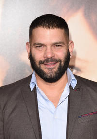 Guillermo Diaz at the California premiere of