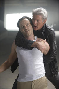 Stephen Moyer and Richard Gere in