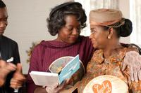 Viola Davis and Octavia Spencer in