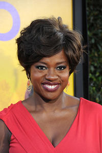Viola Davis at the California premiere of