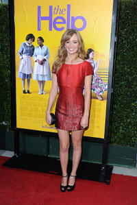 Ahna O'Reill at the California premiere of