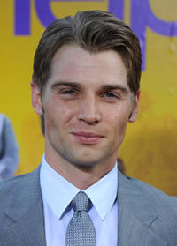 Mike Vogel at the California premiere of