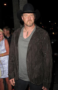 Trace Adkins at the California premiere of