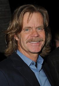 William H. Macy at the California premiere of