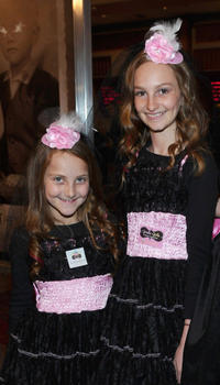 Shayna Brooke Chapman and Mikayla Shae Chapman at the California premiere of