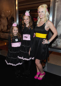 Shayna Brooke Chapman, Mikayla Shae Chapman and Annette Starbucks at the California premiere of