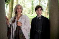 Janet McTeer and Daniel Radcliffe in