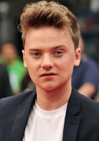 Conor Maynard at the UK premiere of