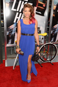 Kym Perfetto at the New York premiere of