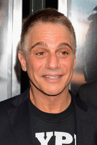 Tony Danza at the New York premiere of
