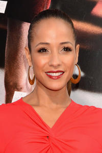 Dania Ramirez at the New York premiere of