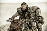 Tom Hardy as Max Rockatansky in