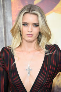 Abbey Lee at the California premiere of