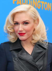 Gwen Stefani at the California premiere of