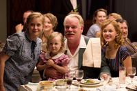 Amy Adams and Philip Seymour Hoffman in