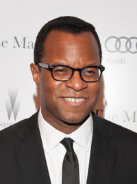 Geoffrey Fletcher at the New York premiere of