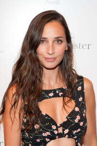 Rebecca Dayan at the New York premiere of