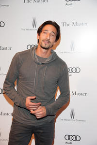Adrien Brody at the New York premiere of