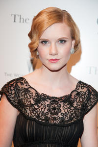 Madisen Beaty at the New York premiere of