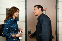 Julia Roberts and Tom Hanks in