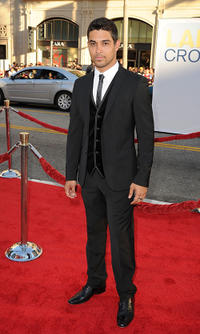 Wilmer Valderrama at the California premiere of