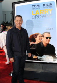 Tom Hanks at the California premiere of
