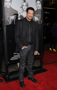 Aleks Paunovic at the California premiere of
